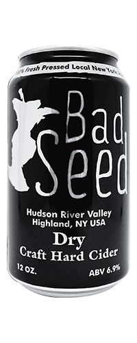 BAD SEED ORIGINAL DRY CIDER