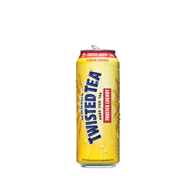TWISTED TEA FROSTED CHERRY