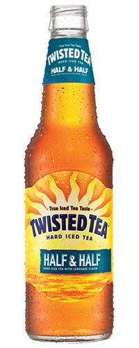 Twisted Tea Half & Half   gotbeer.com