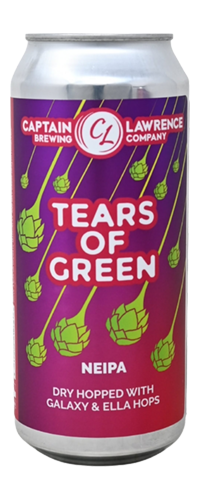 CAPTAIN LAWRENCE TEARS OF GREEN