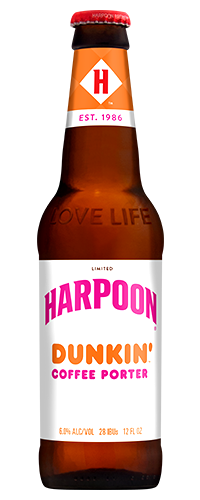 HARPOON DUNKIN' COFFEE PORTER